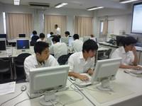 PC教室でGlobal Englishに登録.JPG