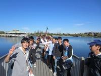 企業訪問―ノボテルの湖.JPG
