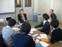 日本とブラジルの文化比較に関する意見交換.JPG
