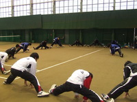 筑波大学と合同練習.JPG