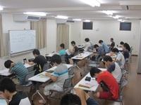夜の学習.JPG