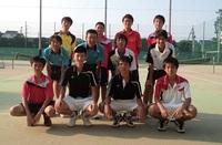 ソフトテニス高校部 (明法にて).JPG