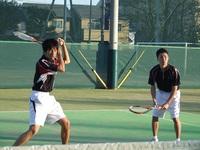 ソフトテニス高校部(明法にて)1.jpg