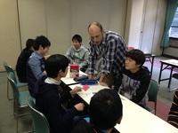 カードゲームを使って会話トレーニング.JPG