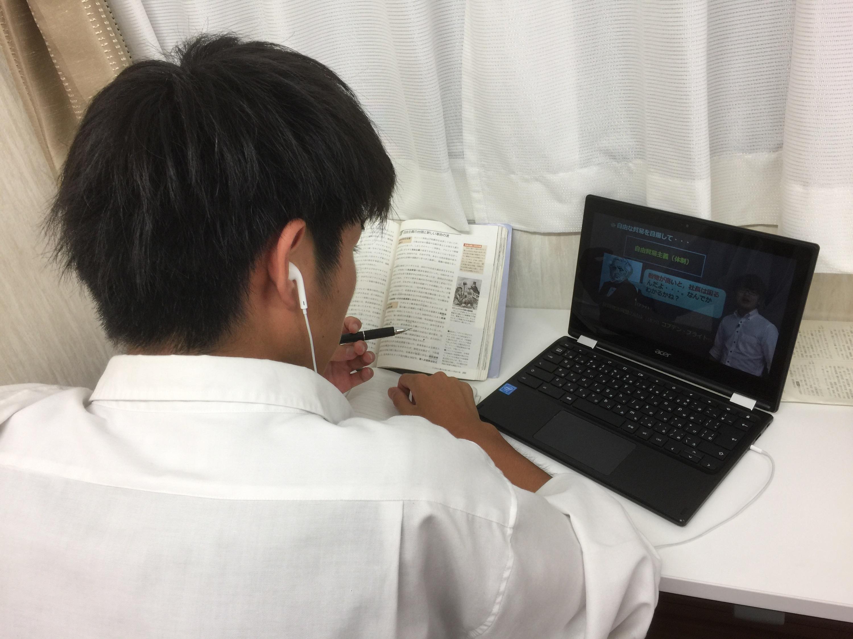 期末考査に向けて、STUDY CAMPが始まりました!(高校)