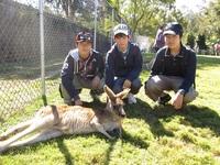 kangarooと記念撮影.JPG